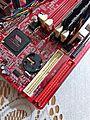 IDE Connectors in PCChips M925LR Pentium 4.jpg