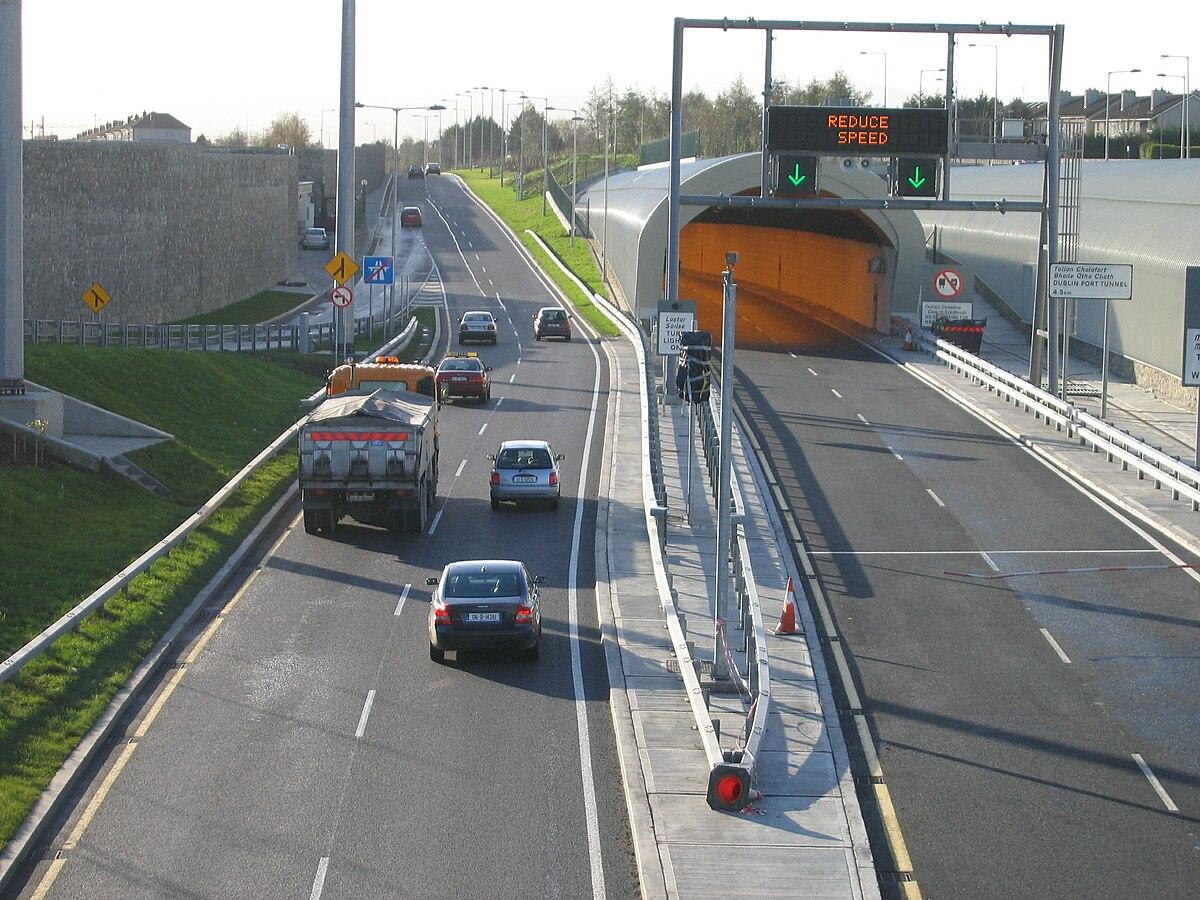 Dublin Port Tunnel - Wikipedia