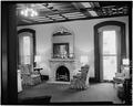 INTERIOR ROOM - Samuel Colt House, 80 Wethersfield Avenue, Hartford, Hartford County, CT HABS CONN,2-HARF,12-1.tif
