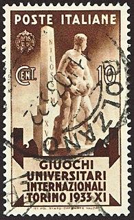 1933 International University Games