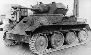 Tank Mk VIII. Harry Hopkins