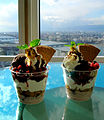 Ice cream sundaes in Osaka.jpg