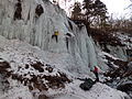 Ice wall on Yugawa valley of Minamimaki.JPG