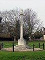 Ickwell War Memorial - geograph.org.uk - 120321.jpg