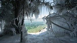 Icy shores of Lake Michigan.jpg