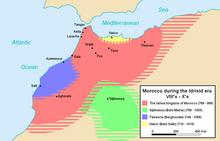 datazione di un francese marocchino uomo