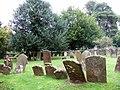 Iffley churchyard - geograph.org.uk - 735620.jpg