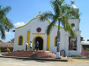 Chalatenango, Chalatenango - Iglesia de Azacualpa