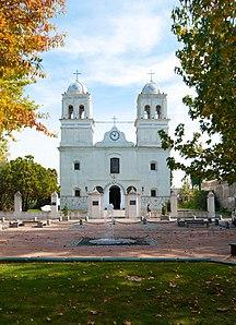 Uruguay-Religion-Iglesia de San Carlos 1