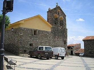El Atazar - Image: Iglesia de Santa Catalina