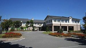 Iijima, Nagano - Iijima Town Hall