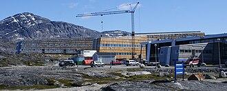 Nuuk - University of Greenland