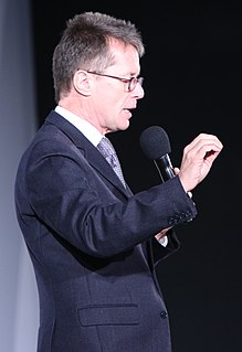 Nicky Campbell TV and Radio personality