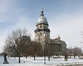 Image illustrative de l'article Capitole de l'État de l'Illinois