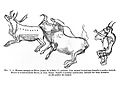 Illustration of Homme masque en Bison jourant de la flute Wellcome M0004767.jpg