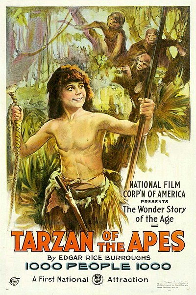 Archivo:Image Tarzan of the Apes poster 1918.jpg