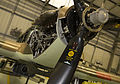 Image of Hurricane LF363 with it's engine covers removed, showing the mighty Merlin Engine. MOD 45158884.jpg