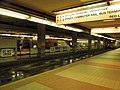 Inbound Silver Line platform at South Station.JPG