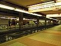 Inbound Silver Line platform at South Station.JPG
