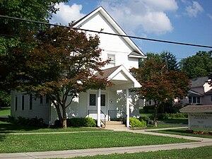 Church of Jesus Christ (Cutlerite) - Cutlerite church headquarters in Independence, Missouri
