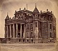 India; Dilkdosha Palace. Photograph by F. Beato, c. 1858. Wellcome V0037579.jpg
