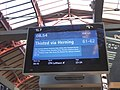 Information board at Københavns Hovedbanegård.jpg