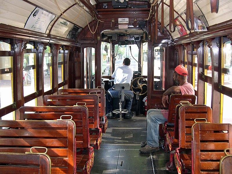 File:Interior Memphis streetcar 194.jpg