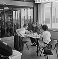 Interzonaal schaaktoernooi, Larsen, Smuslov, Bestanddeelnr 916-5622.jpg
