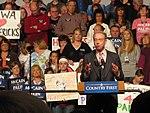 Iowa Senator Chuck Grassley At Palin Rally (2972094707).jpg
