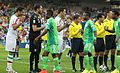 Iran and Nigeria match at the FIFA World Cup 2014-06-12 06.jpg