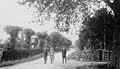 Irby in the Marsh, Pinfold Lane - pre WWI.jpg
