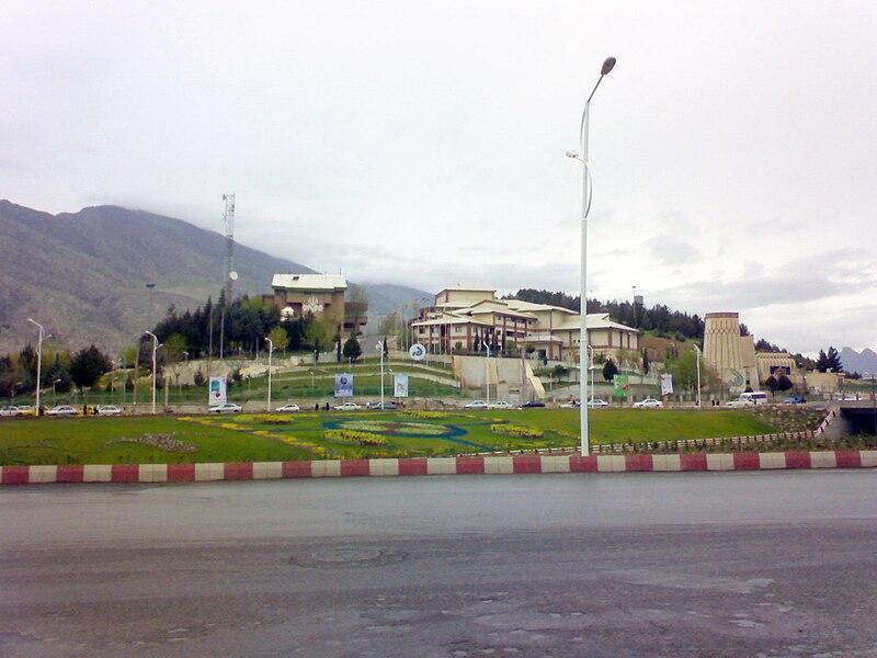 Vé máy bay giá rẻ đi Khorramabad Iran