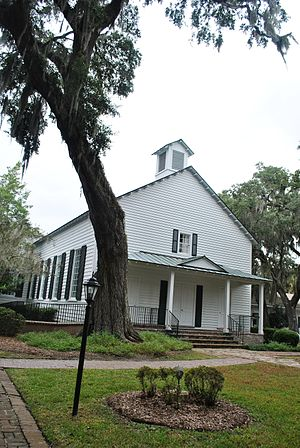 Isle of Hope, Georgia - Image: Isle of Hope United Methodist Church