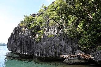Coron Island - Image: Isola di coron, lago barracuda, 05