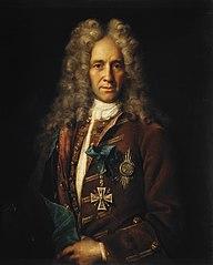 Portrait of Count G.I.Golovkin