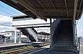 JR和歌山線 御所駅の跨線橋 2014.4.03 - panoramio.jpg