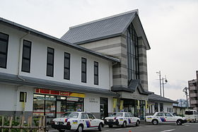 Image illustrative de l'article Gare de Kaminoyama-Onsen