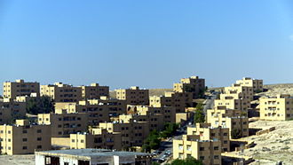 Zarqa - Image: Jabal Tariq 22