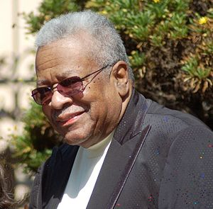 Jack Ashford - Ashford at a ceremony in March 2013 to receive a star on the Hollywood Walk of Fame for the Funk Brothers