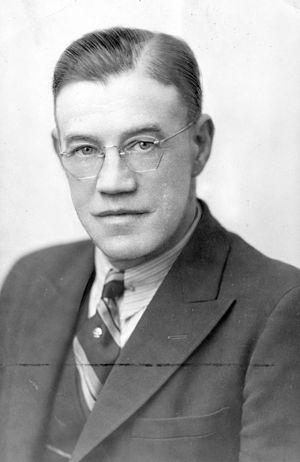 John Price (Canadian politician) - Price in 1939