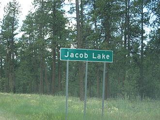 Jacob Lake, Arizona - Image: Jacob Lake, Arizona