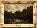 Jacob van ruisdael, paesaggio con torrente, 1660-70 ca.jpg