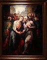 Jacopo coppi detto 'del meglio' (attr.), la visitazione 01.JPG