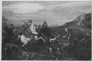 Die Schlacht an der milvischen Brücke