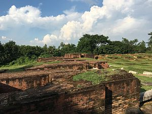 Jagaddala Mahavihara - Jagaddala