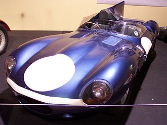 Sports car racing - The 1957 24 Hours of Le Mans was won in a Jaguar XKD