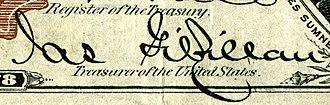 James Gilfillan - Image: James Gilfillan (Engraved Signature)