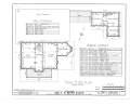 James Mareau Brown House, 2328 Broadway, Galveston, Galveston County, TX HABS TEX,84-GALV,1- (sheet 3 of 8).png