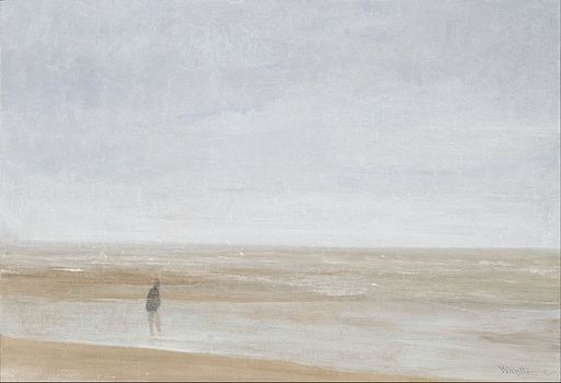 James McNeill Whistler - Sea and Rain - Google Art Project