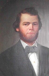 James T. Elliott United State Representative from Arkansas, during Reconstruction